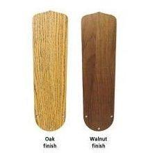 Fanimation FP1018 - Bourbon Street Blade Set of 5 -21 in-Oak/WA Reversible