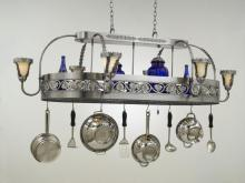 Hi-Lite MFG Co. H-87Y-D-113 SS - POT RACK COLLECTION