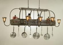 Hi-Lite MFG Co. H-89Y-D-11 SS W/CI - POT RACK COLLECTION