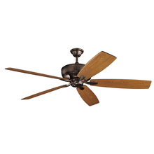 Kichler 300206OBB - 70 Inch Monarch Fan
