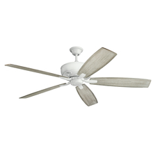Kichler 300206WH - 70 Inch Monarch Fan