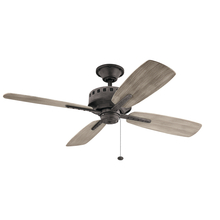 Kichler 310152WZC - 52 Inch Eads Patio Fan