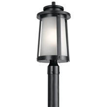 Kichler 49920BK - Outdoor Post Mt 1Lt