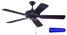 "Craftmade CI52OB - Civic 52"" Ceiling Fan in Oiled Bronze (Blades Sold Separately)"