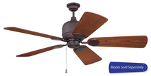 "Craftmade K52OB - Kona Bay 52"" Ceiling Fan in Oiled Bronze (Blades Sold Separately)"