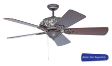 "Craftmade OA52AGVM - Ophelia 52"" Ceiling Fan in Aged Bronze/Vintage Madera (Blades Sold Separately)"