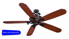 "Craftmade SE68SPZ - Seville Espana 68"" Ceiling Fan in Spanish Bronze (Blades Sold Separately)"