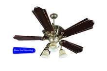 "Craftmade TO52AO - Toscana 52"" Ceiling Fan in Athenian Obol (Blades Sold Separately)"