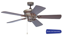 "Craftmade WD52DCVM - Woodward 52"" Ceiling Fan in Dark Coffee/Vintage Madera (Blades Sold Separately)"