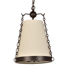 Crystorama 9813-CZ - 3 Light Charcoal Bronze Industrial Rustic Chic Mini Chandelier