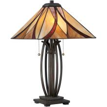 Quoizel TF1180TVA - Asheville Table Lamp