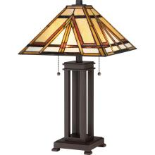 Quoizel TF2095TRS - Gibbons Table Lamp