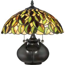 Quoizel TF3181T - Greenwood Table Lamp