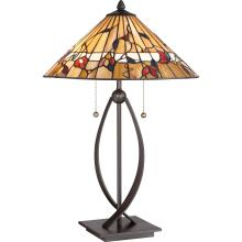 Quoizel TF3182TWT - Trellis Table Lamp