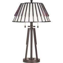 Quoizel TF3339TWT - Tiffany Table Lamp