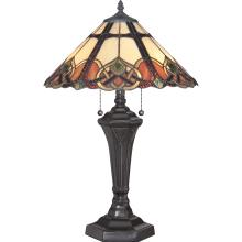 Quoizel TFCB6325VB - Cambridge Table Lamp