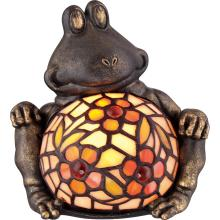 Quoizel TFX1884Y - Flower Frog Table Lamp