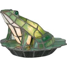 Quoizel TFX837Y - Green Frog Table Lamp
