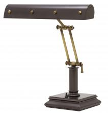 House of Troy PB14-201-MB/AB - Desk/Piano Lamp