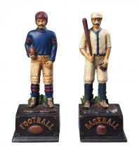 Sterling Industries 91-5215 - Favorite Pastimes Bookends