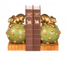 Sterling Industries 93-0204 - PR READY RABBIT BOOKENDS