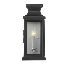 Savoy House 5-5910-BK - Brooke 1 Light Wall Lantern