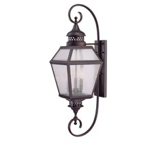 "Savoy House 5-774-13 - Chiminea 11"" Wall Lantern"