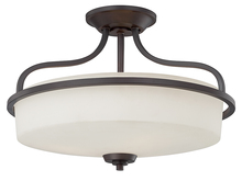 Savoy House 6-6224-3-13 - Charlton  Large Semi-Flush
