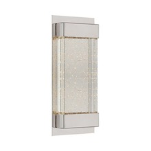 WAC US WS-12713-PN - MYTHICAL 13IN SCONCE 3000K