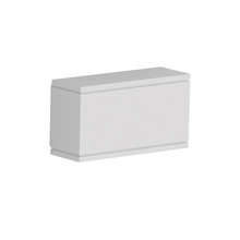 WAC US WS-W2509-WT - RUBIX OUTDR REC WALL MOUNT 16W WHITE