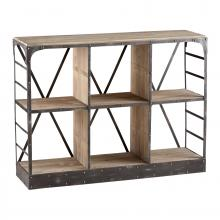Cyan Designs 04860 - Newberg Storage Console