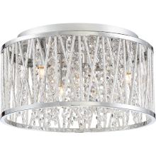 Quoizel PCCC1614C - Crystal Cove Flush Mount