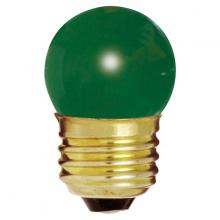 Satco Products Inc. S4509 - 7.5 Watt Incandescent Indicator And Sign Lamp