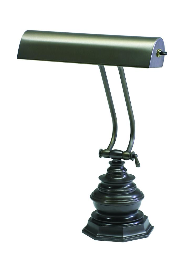 Kirby Risk in Lafayette, Indiana, United States, House of Troy P10-111-MB, Desk/Piano Lamp,