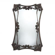 Sterling Industries 114-04 - Iron Bridge Mirror