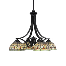 Toltec Company 568-MB-9885 - Chandeliers
