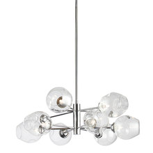 Dainolite ABI-268P-PC - 8LT G9 Pendant, Polished Chrome Finish