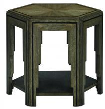 Currey 3000-0095 - Losari Side Table