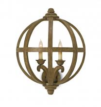 Currey 5095 - Axel Wall Sconce